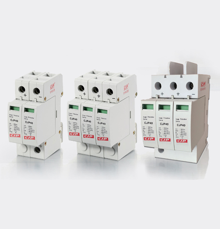 Photovoltaic special surge protector